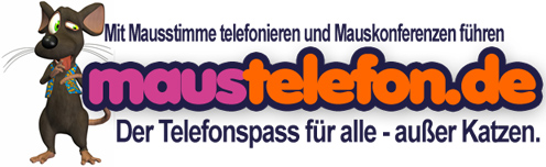 Mit maustelefon.de wie eine Maus telefonieren