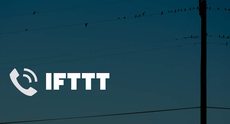 Telephony for your IFTTT Applets