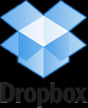 woopla Audiodaten in der Dropbox speichern