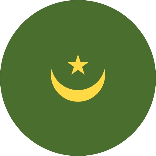 Cheap calls to Mauritania from your iPhone or Android