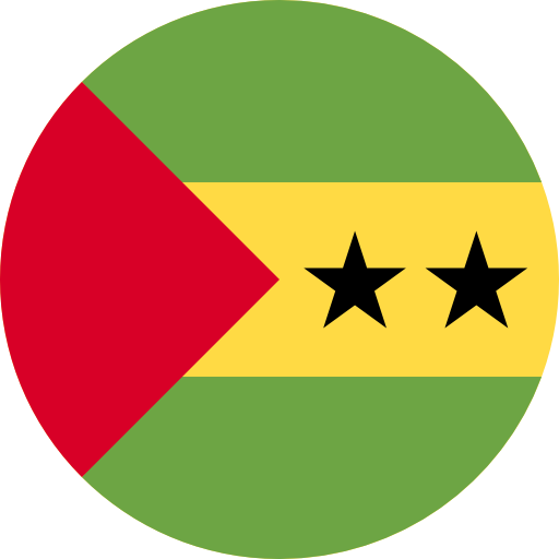 Cheap calls to Sao Tome and Principe from your iPhone or Android