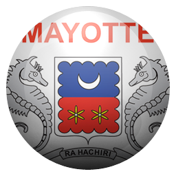 Cheap calls to Mayotte from your iPhone or Android